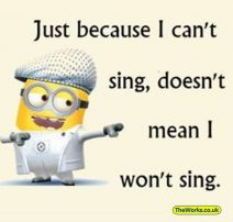 Top 30 Funny and Hilarious Minions Quotes - I Love U Messages