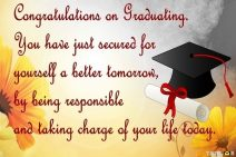 Powerful Congratulations Messages For Graduations