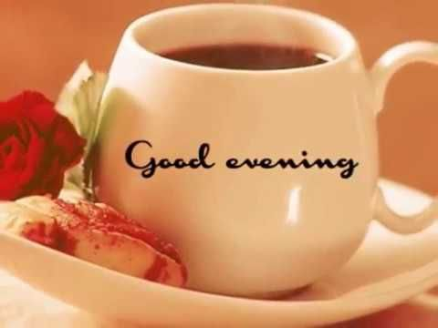 Have a nice evening quotes